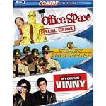 Blu-ray Comedy 3 Pack - 3 Discos