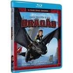 Blu-ray - Como Treinar o Seu Dragão - o Filme Épico Original - (Nova Embalagem)