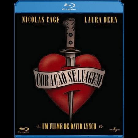Blu-Ray Coração Selvagem