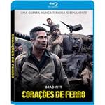 Blu-ray - Corações de Ferro