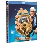 Blu-ray - Corra que a Policia Vem Aí - Coleção Completa