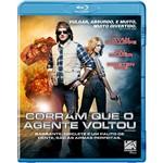 Blu-ray Corram que o Agente Voltou