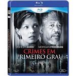 Blu-ray Crimes em Primeiro Grau