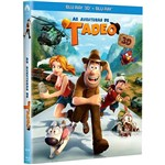Blu-Ray 3D - as Aventuras de Tadeo (Blu-Ray + Blu-Ray 3D)