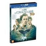 Blu-Ray 2d + Blu-Ray 3d - no Coração do Mar