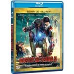 Blu-ray 3D + Blu-ray Homem de Ferro 3