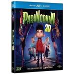 Blu-Ray 3D + Blu-Ray - Paranorman