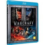 Blu-Ray 3D + Blu-Ray Warcraft: o Primeiro Encontro Entre Dois Mundos