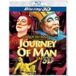 Blu-ray 3D Cirque Du Soleil - Journey Of Man