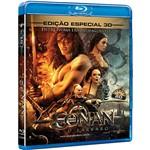 Blu-Ray 3D Conan - o Bárbaro