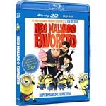 Blu-Ray 3D Meu Malvado Favorito (1 Blu-Ray 3D + Blu-Ray)