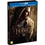 Blu-Ray 3D - o Hobbit: a Desolação de Smaug (Blu-Ray 3D + Blu-Ray + Cópia Digital)