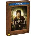Blu-ray 3D o Hobbit: uma Jornada Inesperada - Versão Estendida (Blu-ray 3D + Blu-ray + Cópia Digital)