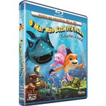 Blu-Ray 3D - o Mar não Está Pra Peixe - Tubarões à Vista (Blu-Ray + Blu-Ray 3D)