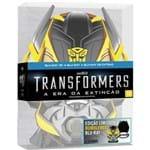 Blu-ray 3D - Transformers: a Era da Extinção - Edição Limitada Bumblebee (Blu-ray 3D + Blu-ray + Blu-ray de Extras)