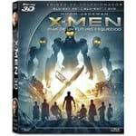 Blu-Ray - 3D X-Men: Dias de um Futuro Esquecido (DVD + Blu-Ray + Blu-Ray 3D)
