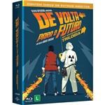 Blu-Ray - de Volta para o Futuro: 30° Aniversário Trilogia + Disco de Bônus ( 4 Discos)