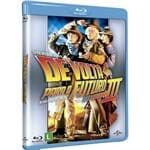 Blu-Ray - de Volta para o Futuro III: Embalagem Comemorativa 2015