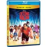 Blu-ray Detona Ralph (3D+2D)