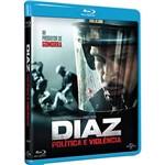 Blu-Ray Diaz - Política e Violência