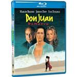 Blu-ray Don Juan de Marco