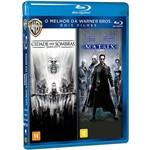 Blu-Ray - Dose Dupla - Cidade das Sombras + Matrix (Duplo)