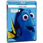 Blu-Ray Duplo - Procurando Dory