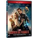 Blu-ray + DVD Homem de Ferro 3