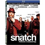 Blu-ray + Dvd - Snatch - Porcos e Diamantes
