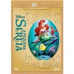 Blu-ray e DVD - a Pequena Sereia - Edição Diamante