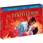 Blu-ray - e o Vento Levou - Edição de Aniversário (2 Discos)