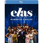 Blu-Ray: Elas Cantam Roberto Carlos