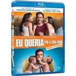 Blu-ray eu Queria Ter a Sua Vida