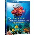 Blu-ray Fascinação - Recifes de Coral: Caçadores e Presas (Blu-ray 3D+Blu-ray )