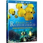 Blu-ray Fascinação - Recifes de Coral: Mundos Misteriosos (Blu-ray 3D+Blu-ray )