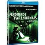 Blu-ray Fenômenos Paranormais