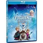 Blu-Ray Frozen: uma Aventura Congelante