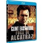 Blu-ray Fuga de Alcatraz