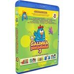Blu-ray Galinha Pintadinha 3