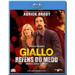 Blu-Ray Giallo - Reféns do Medo