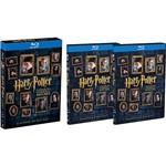 Blu-ray Harry Potter a Coleção Completa 8 Filmes