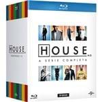 Blu-Ray - House M. D. - a Série Completa (39 Discos)