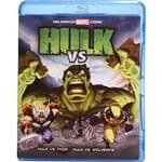 Blu-ray Hulk Versus Thor e Wolverine