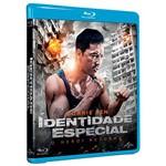 Blu-ray - Identidade Especial: o Herói Retorna