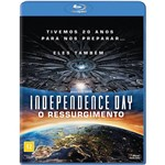 Blu-ray - Independence Day: o Ressurgimento