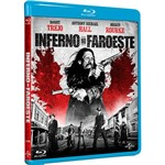 Blu-Ray - Inferno no Faroeste
