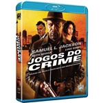 Blu-ray Jogos do Crime