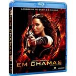 Blu-ray Jogos Vorazes: em Chamas