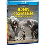 Blu-ray - John Carter - Entre Dois Mundos