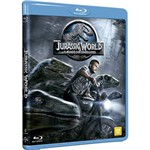 Blu-ray - Jurassic World - o Mundo dos Dinossauros